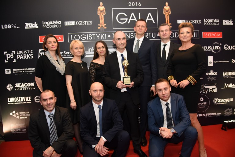 "ID Logistics voted ""Logistics Operator of the Year"" in Poland"