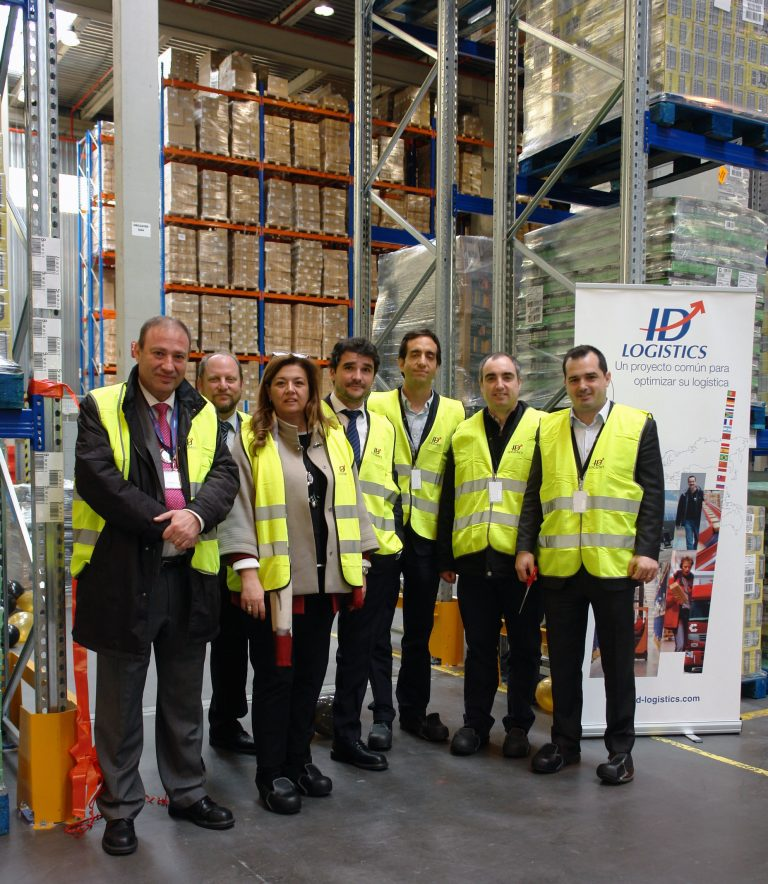 ID Logistics signs with Duracell