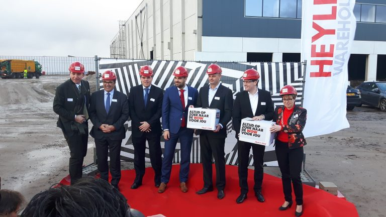 MediaMarkt and ID Logistics lay the cornerstone of a new e-commerce logistics platform in the Netherlands